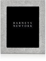 "Barneys New York Shagreen-Effect Studio 8"" x 10"" Picture Frame"