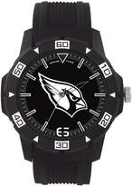 Game Time Men's 'AUTOMATIC' Quartz Plastic Casual Watch, Color: (Model: NFL-AUT-ARI)