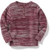 Old Navy Sweater-Knit Henley for Boys