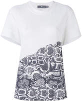 adidas by Stella McCartney snake print T-shirt
