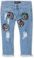 Conguitos Girls' Regular Fit Trousers 104