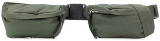MAISON KITSUNÉ Quilted Belt Bag
