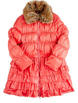 Magpie TIERED COAT-PINK SIZE 2