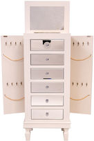 Asstd National Brand Hives and Honey Ava Jewelry Armoire