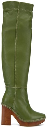 Jacquemus Over The Knee Boots