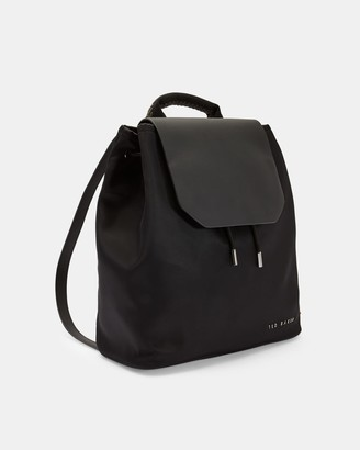 Ted Baker Drawstring Backpack