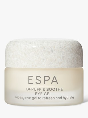 Espa Depuff and Soothe Eye Gel, 15ml