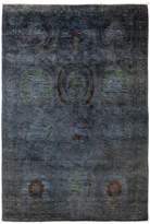 """Solo Rugs Vibrance Overdyed Area Rug, 4'1"""" x 6'5"""""""