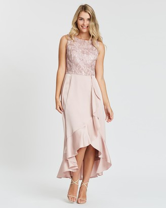 Review Thinking Of You Dress