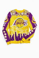 Urban Outfitters Los Angeles Lakers Intarsia Sweater