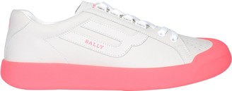 Bally Contrasting Panelled Sneakers