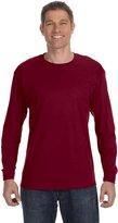 Gildan 5.3 oz. Heavy Cotton Long-Sleeve T-Shirt 5400