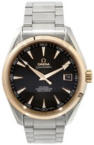 Omega Seamaster Aqua Terra 231.20.42.21.06.002 Stainless Steel & 18K Rose Gold Mens Watch