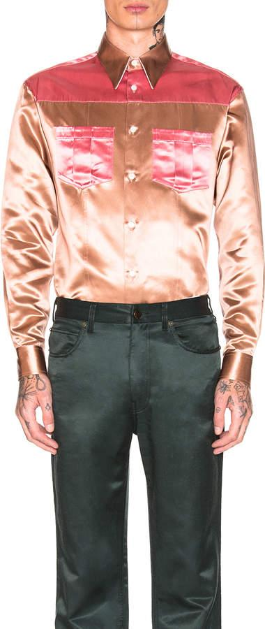 Calvin Klein Diner Uniform Shirt
