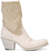 Rocco P. cowboy boots - women - Leather - 38.5