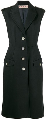 Marni Brushed Wool Vest