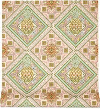 Gucci Pineapple Print Wallpaper