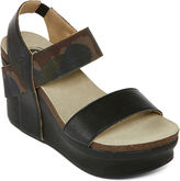 ST. JOHN'S BAY Strictly Comfort Balin Wedge Sandals