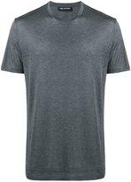 Neil Barrett Double Layer Cotton T-Shirt