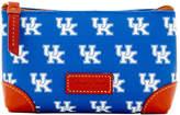 Dooney & Bourke NCAA Kentucky Cosmetic Case