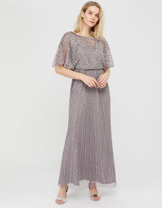 Under Armour Tatiana Embellished Maxi Dress Grey