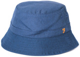 Farah Navy Better Nylon Bucket Hat