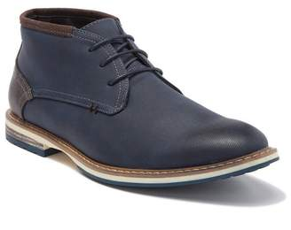 X-Ray XRAY Casual Embossed Lace Chukka Boot