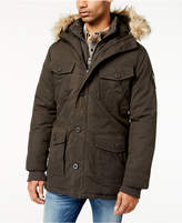 Superdry Men's Everest Dual-Layer Waxed Parka