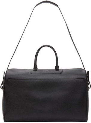 Saint Laurent Black 48H Briefcase