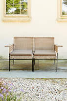 Anthropologie Pacific All Weather Wicker Sofa