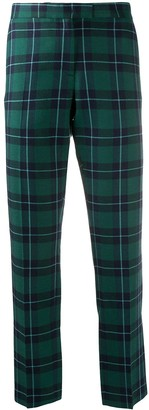 Paul Smith Check Tailored Trousers