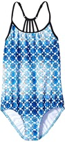 Seafolly Aqua Fit Tank Top (Little Kids/Big Kids)