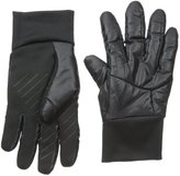 URBAN RESEARCH U|R Men's Willem Active Stretch Storm Cuff Touchscreen Glove