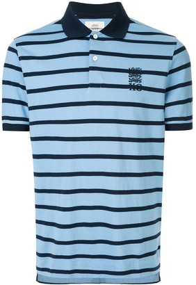Kent & Curwen Striped Polo Shirt