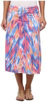 Mod-o-doc Spandex Jersey Skirt/Tube Dress