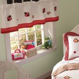 Bed Bath & Beyond Lady Bug Yard Window Valance