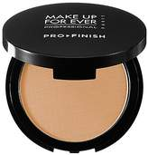Make Up For Ever Pro Finish Multi Use Powder Foundation - # 123 Golden