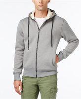 Tommy Hilfiger Men's Berny Full-Zip Hoodie with Fleece Lining