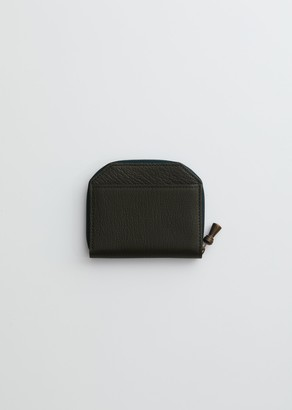 Postalco Kettle Zipper Wallet Thin