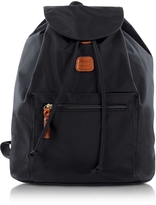 Bric's X-Travel Black Nylon Backpack
