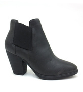 Dollhouse Black Ace Bootie
