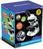 Very Discovery 360 HD Microscope