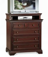 Home styles Lafayette 5-Drawer Media Chest