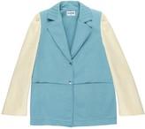 Acephala Color-Blocked Blazer
