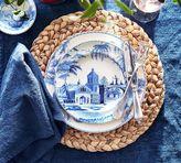 Pottery Barn Sophia Village Salad Plate, Set of 4