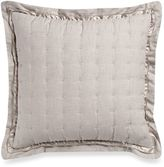 Wamsutta Mills Vintage Cotton Cashmere 18-Inch Square Throw Pillow in Oatmeal