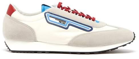 124801d71788b5 Prada Sneakers Nylon Leather Men | over 50 Prada Sneakers Nylon Leather Men  | ShopStyle