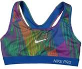 Nike Womens Printed Training Sports Bra