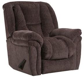 Great Falls Manual Swivel Recliner Lane Furniture Fabric: Chocolate, Motion Type: Glider