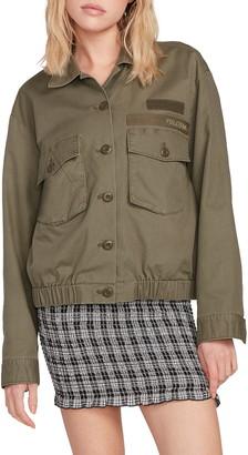 Volcom Army Whaler Jacket